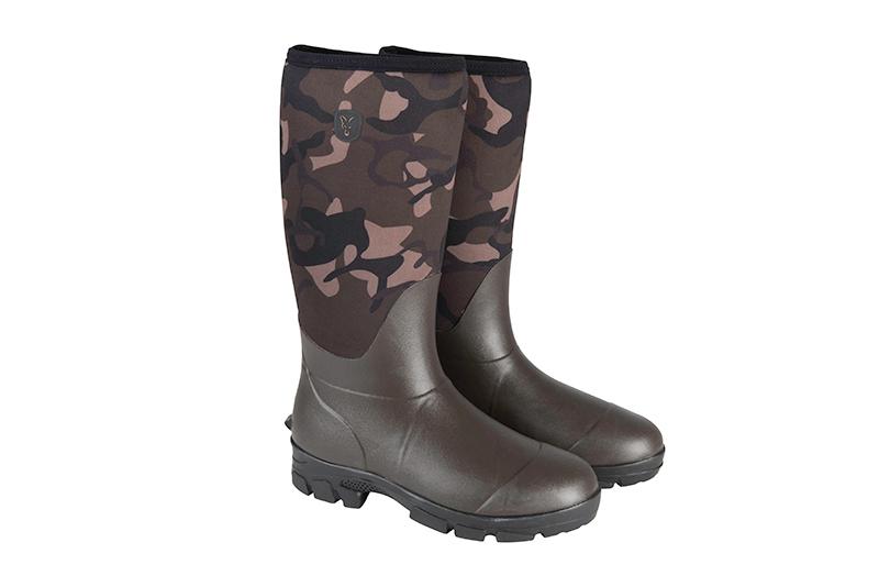Fox Camo Neoprene Boots