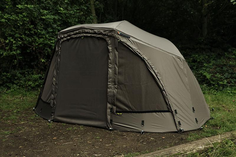Fox Ultra 60 System Khaki Brolly