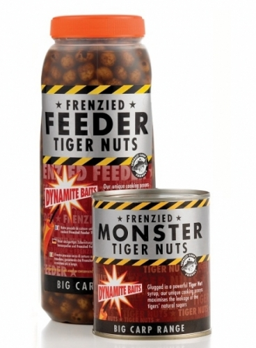 Dynamite Frenzied Feeder Tiger Nuts Jar