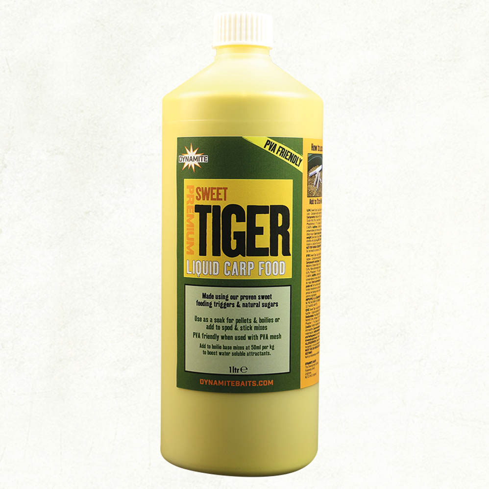 Dynamite Monster Sweet Tiger Liquid Carp Food