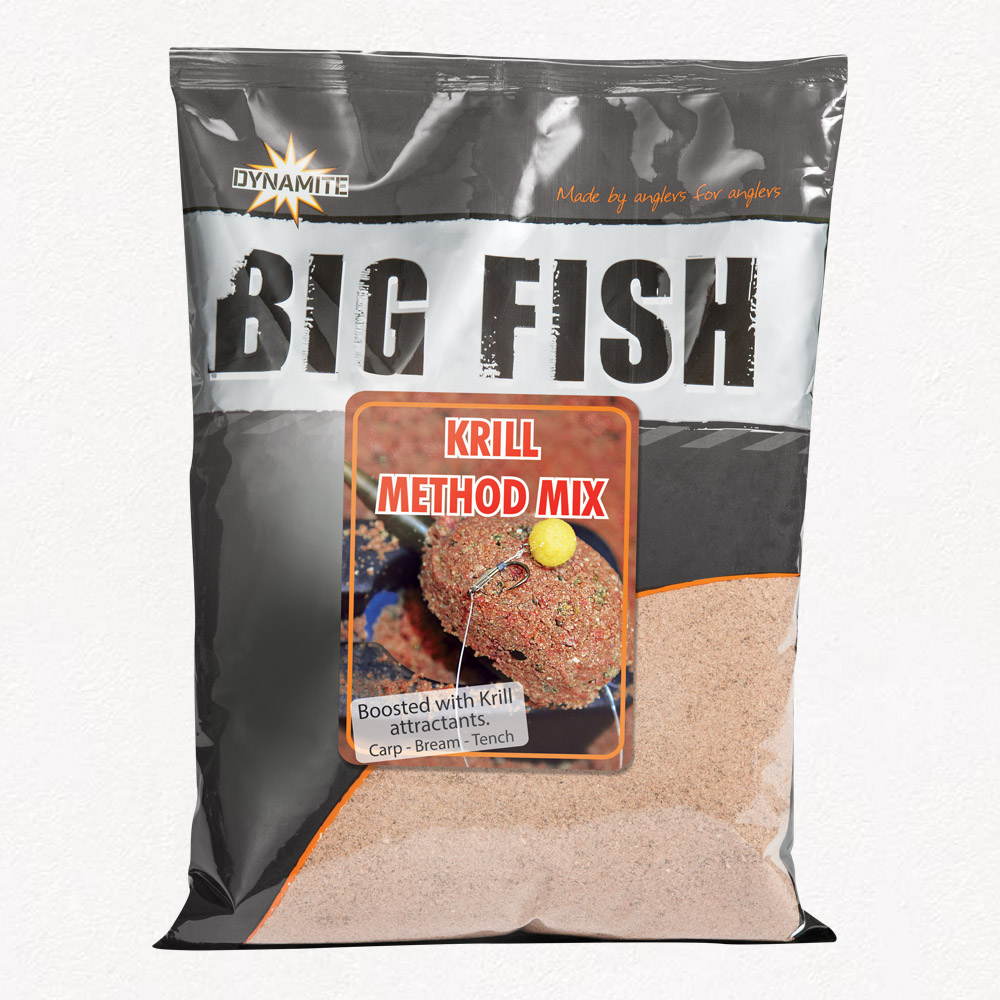 Dynamite Big Fish Groundbait 1.8kg
