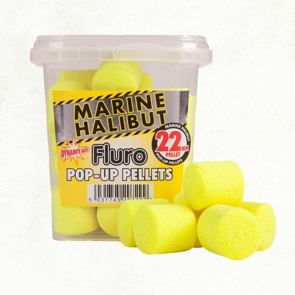 Dynamite Fluro Pop Up Pellet 22mm