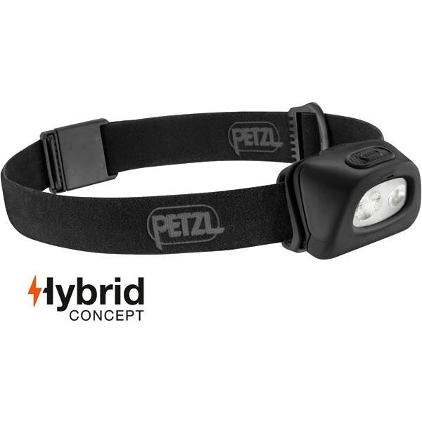 Petzl Tactikka+ RGB 250 Lumens