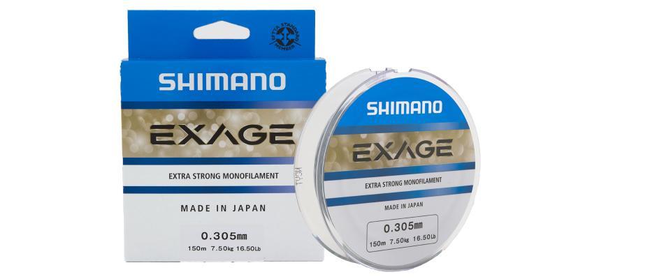Shimano Exage Line 300m