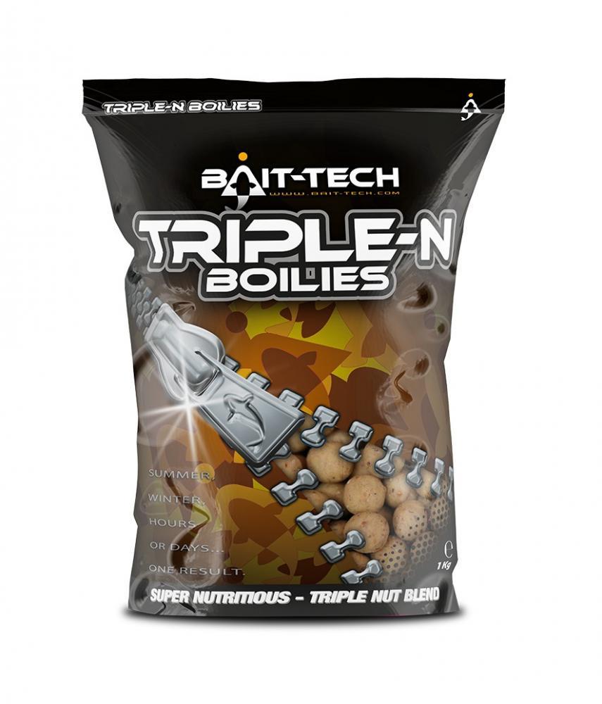 Bait Tech Triple-N Shelf Life 1kg Boilies