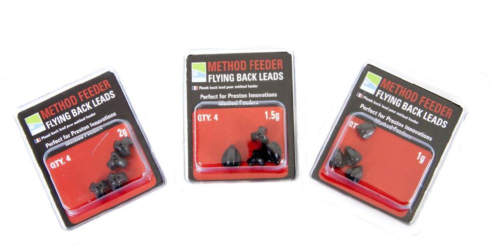 Preston Method Feeder Flying Back Leads