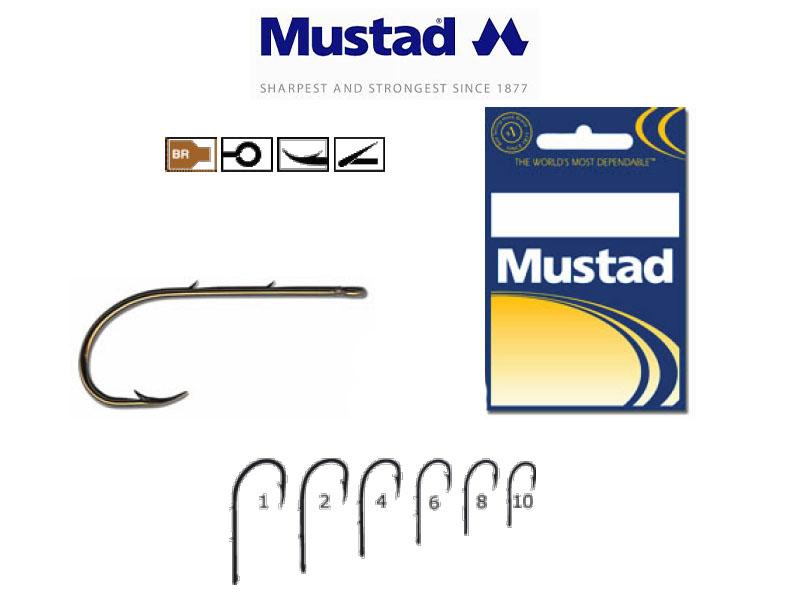 MUSTAD Baitholder Hooks