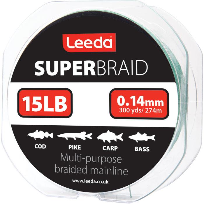 LEEDA Super Braid 300yds