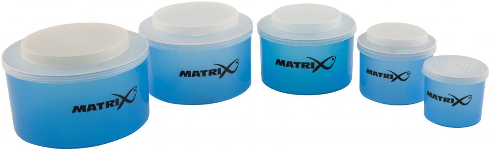 Matrix Bait Box Measure 5pc Set