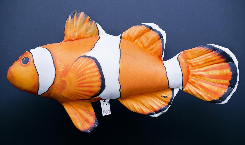 Gaby Mini Clownfish Pillow 30cm