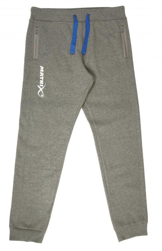 Matrix Slim Fit Grey Joggers