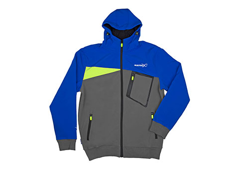 Matrix Soft Shell Hoody