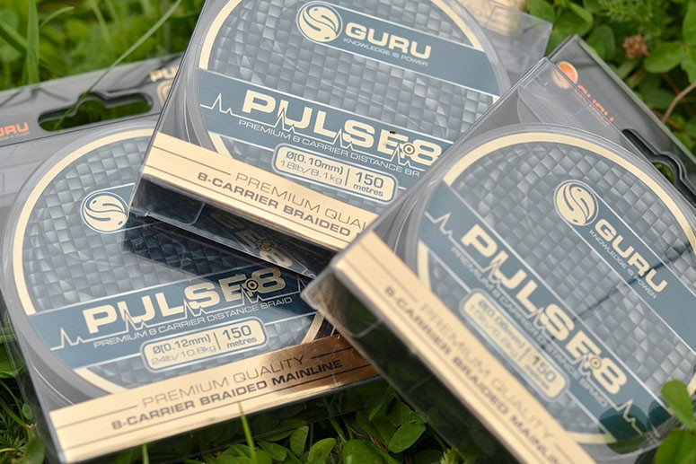 Guru Pulse 8 Braid 150m