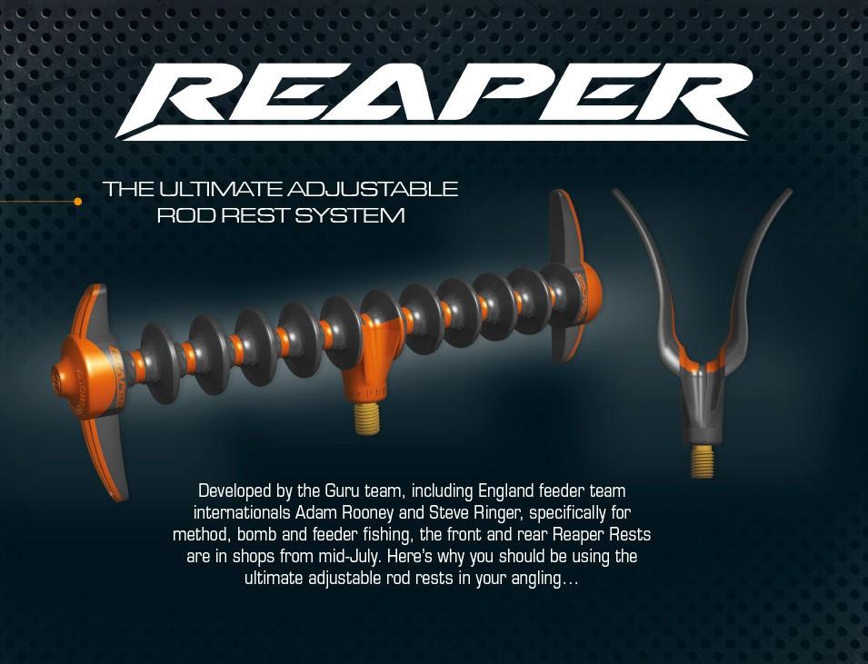Guru Reaper Rod Rest