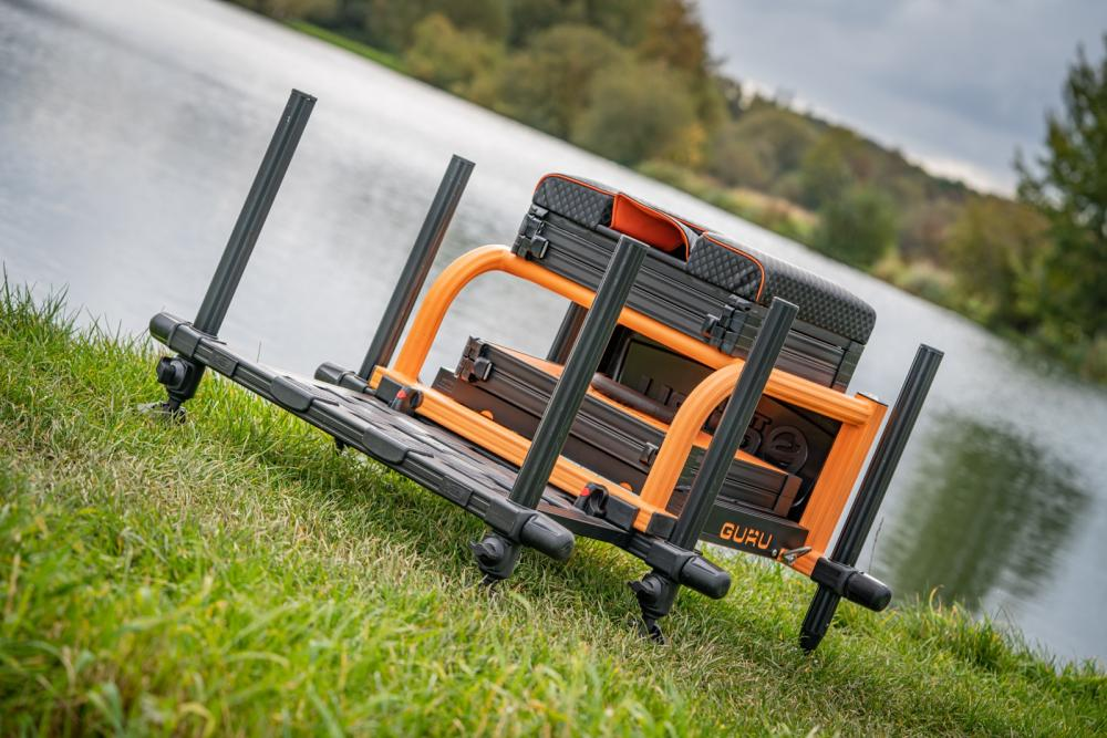 Guru ST8 Rive Orange Team Seatbox 2.0