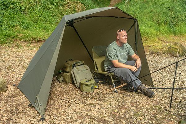 Korum Pentalite Brolly Shelter