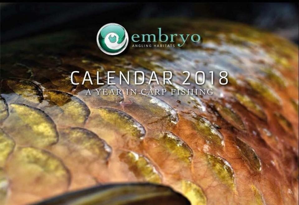 Korda Embryo Calender 2018