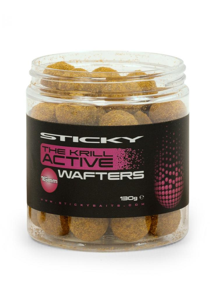 Sticky Baits Krill Active Wafters