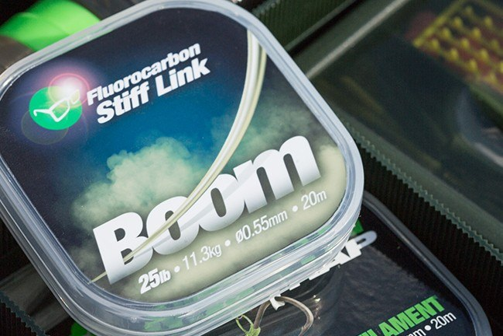 Korda Fluorocarbon Stiff Link Boom