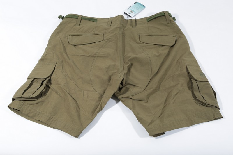 Korda Kore Kargo Short Military Olive