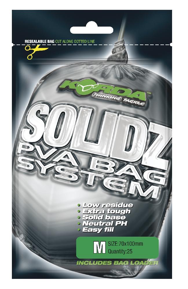 Korda Solidz PVA Bags all sizes