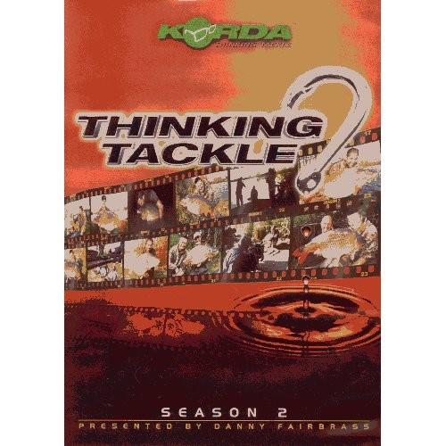 Korda Thinking Tackle 2 DVD