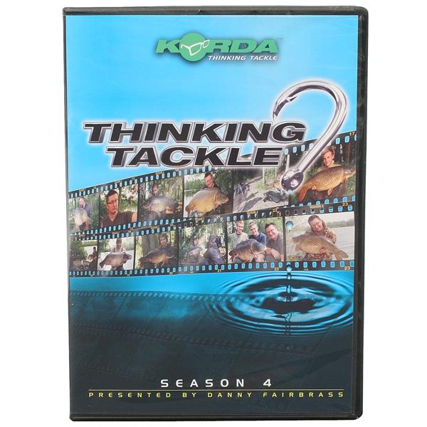 Korda Thinking Tackle 4 DVD