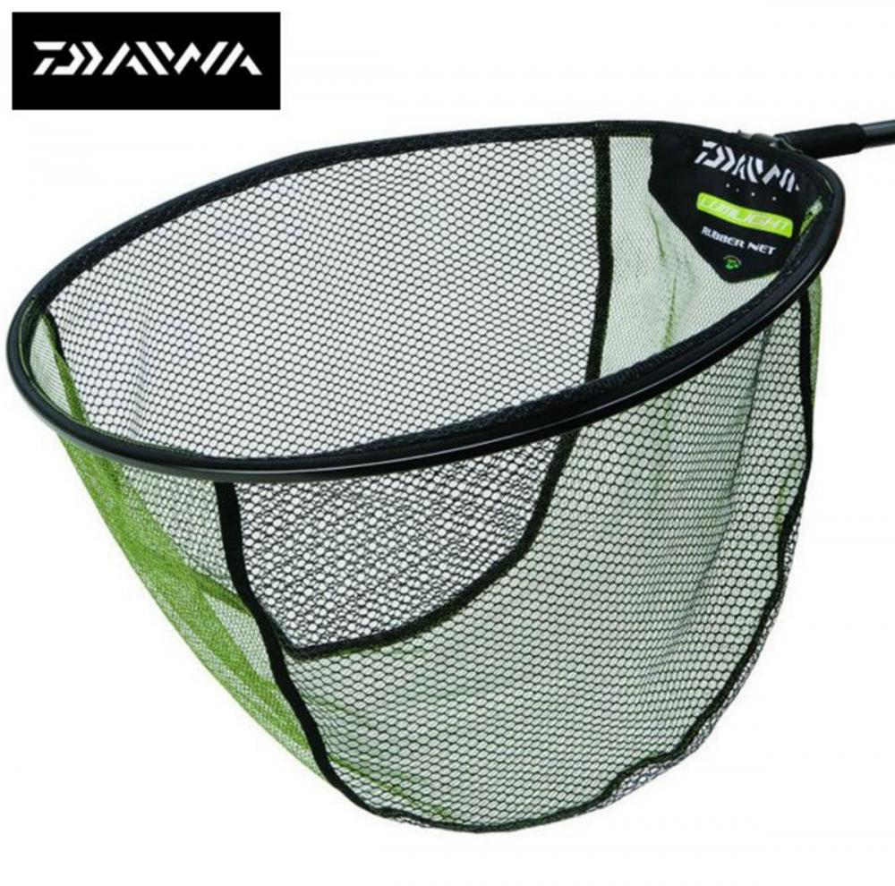 Daiwa Lumilight Rubber Landing Net