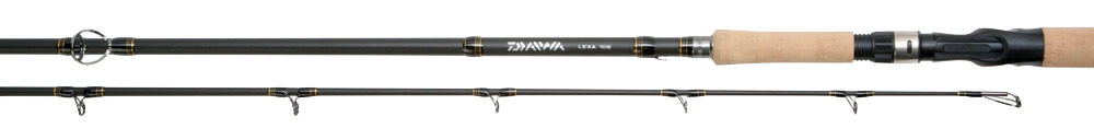 Daiwa Lexa Vertical 6ft5 Rod