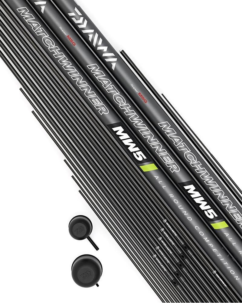 Daiwa Matchwinner 5 16m Pole Package