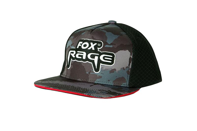 Fox Rage Camo Baseball Cap