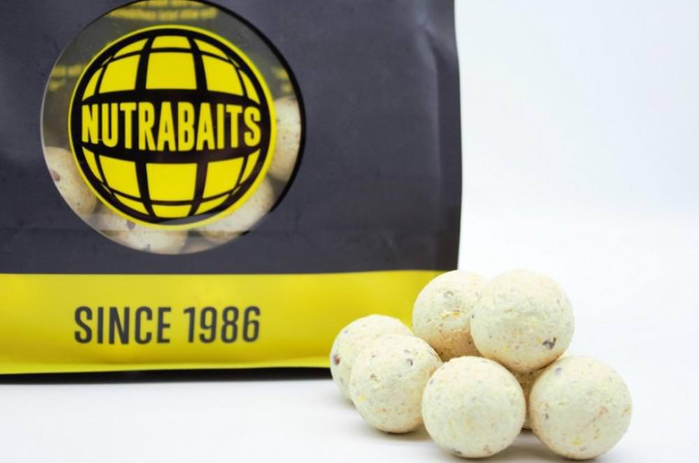 Nutrabaits Trigga Pineapple & N-Butyric Shelf Life Boilies