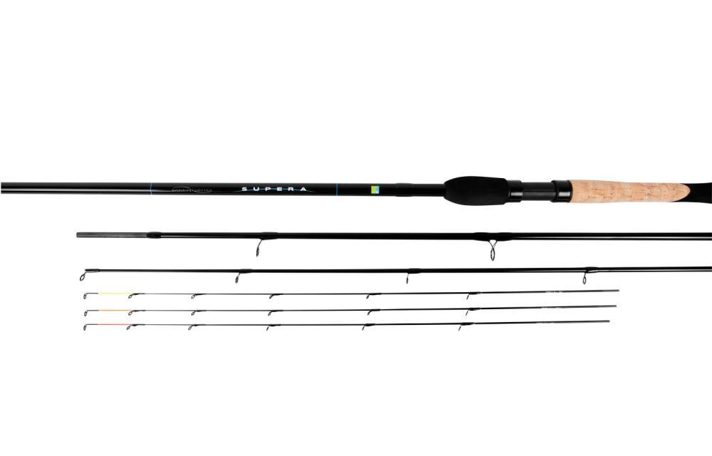 Preston Supera 12ft6 80g Rod