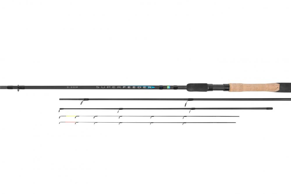 Preston Super Feeder Rod