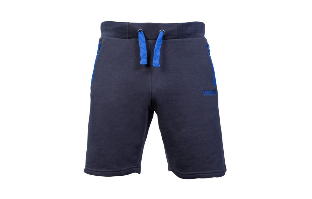 Preston Navy Jogger Shorts