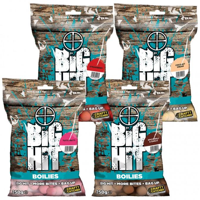 Crafty Catcher Big Hit Handy Bag Boilies