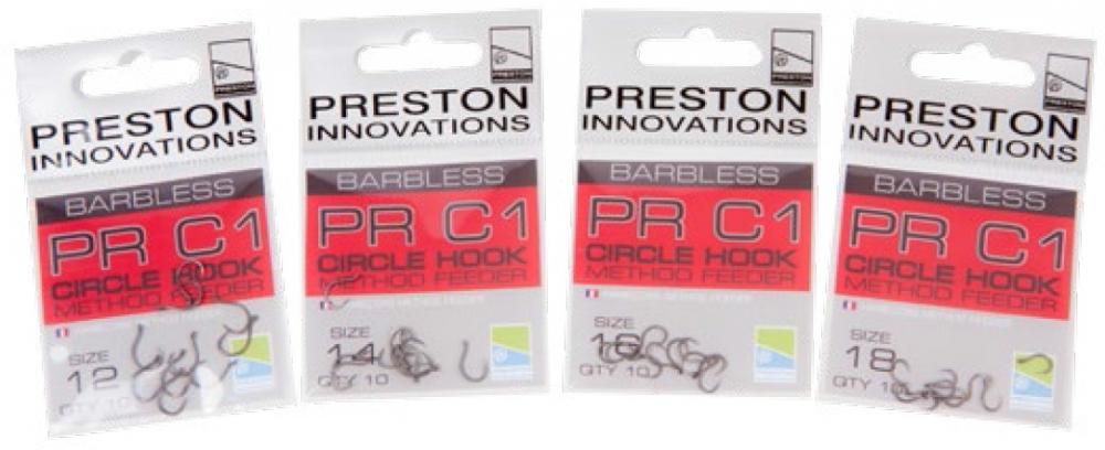 Preston PR C1 Circle Hooks