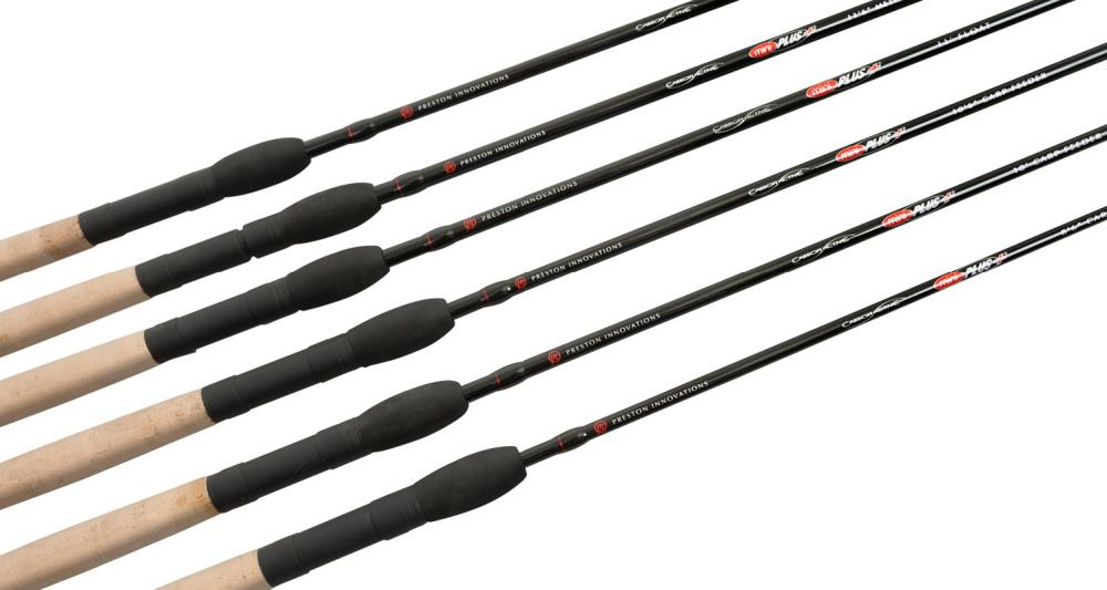 Preston Carbonactive Mini Plus Rods