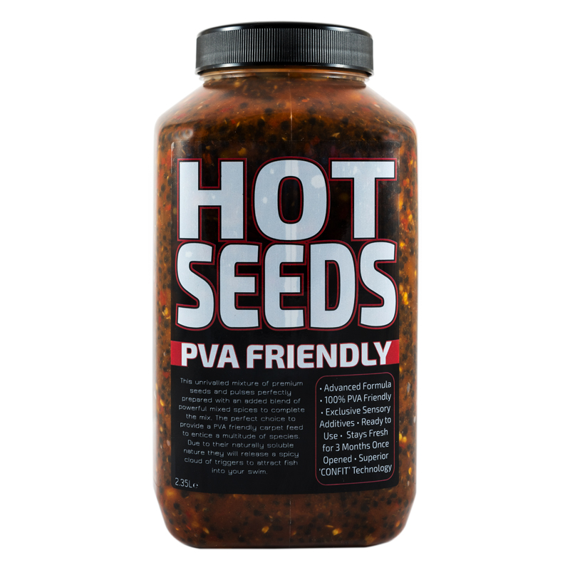 Munch Baits Hot Seeds 2.35l