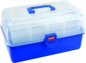 LEEDA 3 Tray Deluxe Cantilever Box