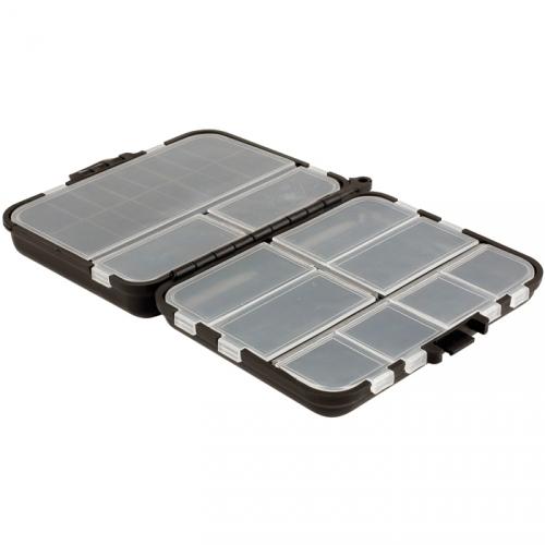 LEEDA Open Clam Box Large