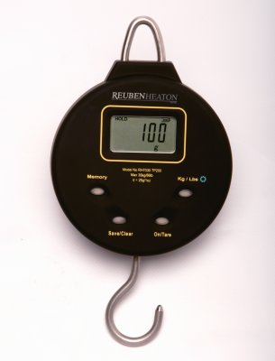 Reuben Heaton 7000 Series Digital Scales