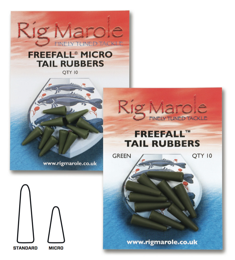 Rig Marole Free Fall Tail Rubbers
