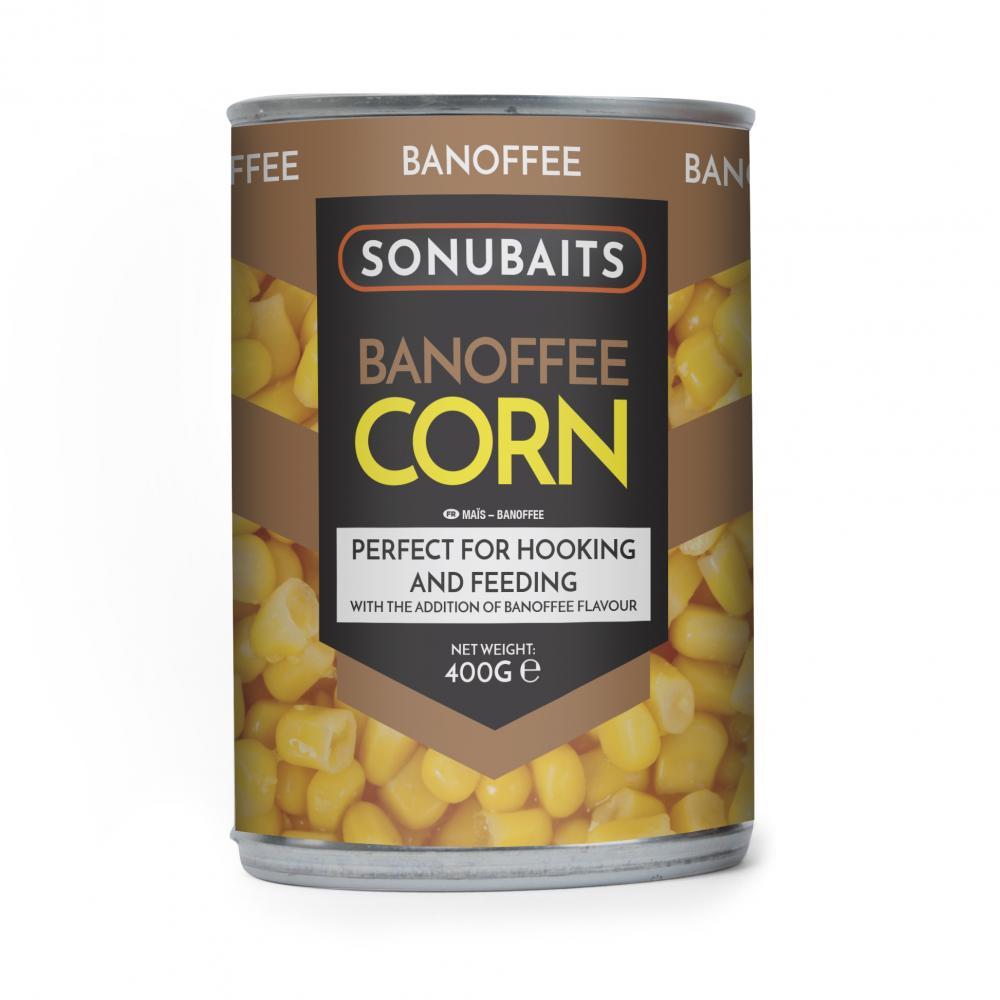 Sonu Banoffee Corn 400g