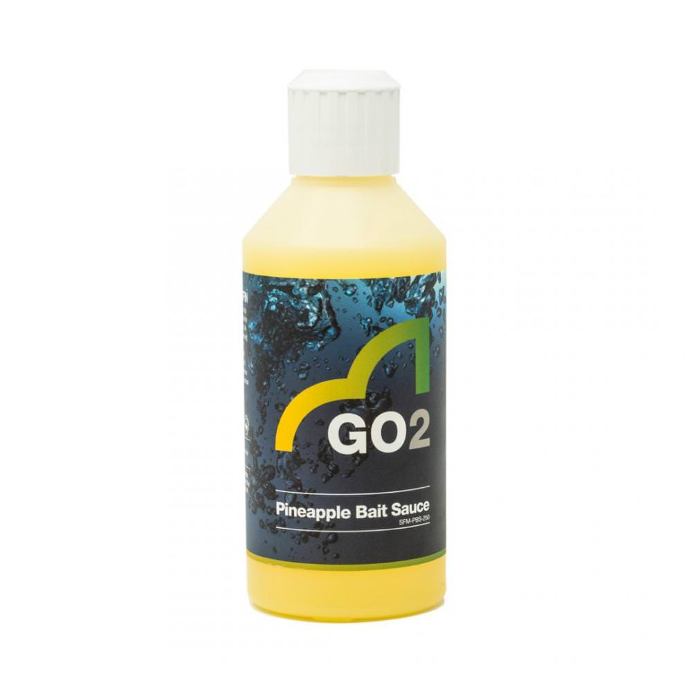 Spotted Fin GO2 Pineapple Bait Sauce 250ml