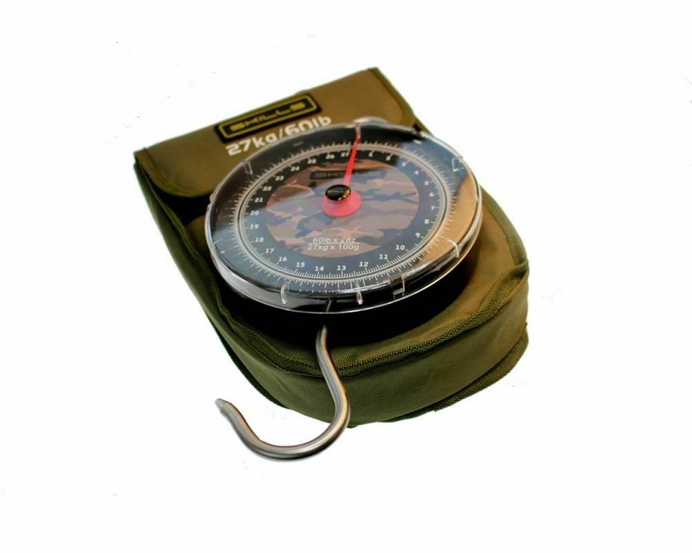 Skills Dials Scales and Pouch