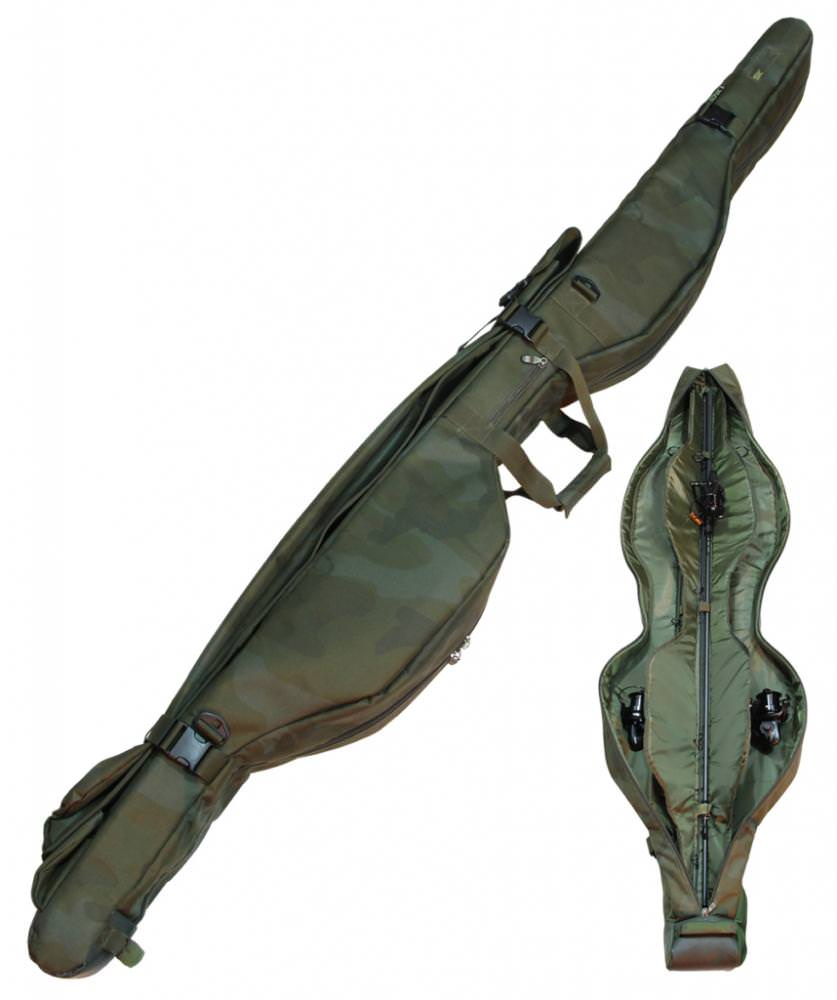 Sonik SK-TEK 3 Rod Compact 10ft Rod Sleeve