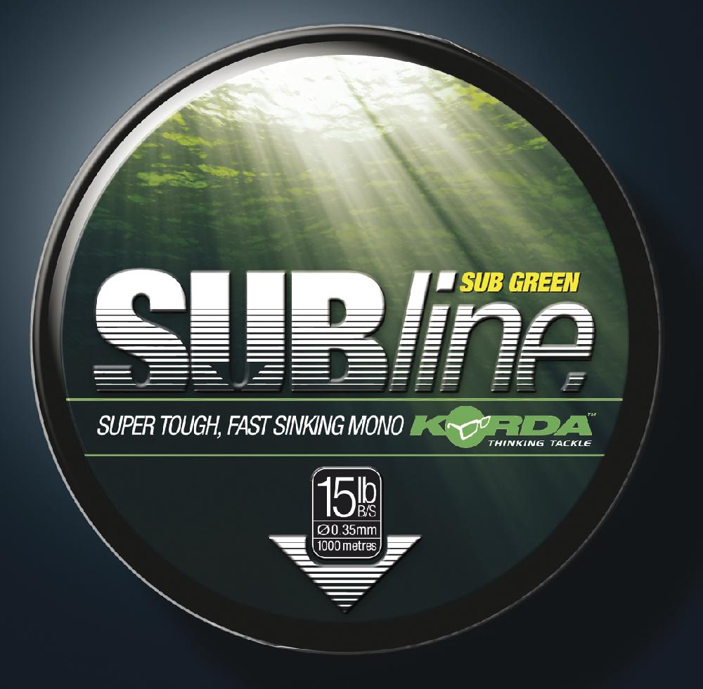 Korda Subline Ultra Green