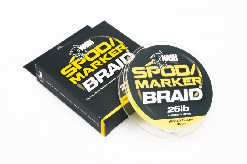 Nash Spod & Marker Braid 25lb 300m