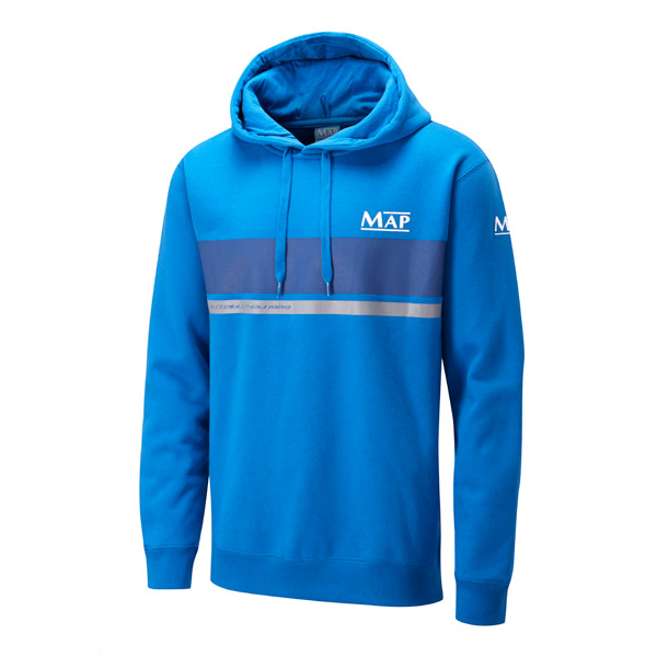 MAP Blue hoody